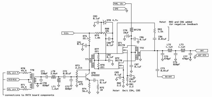 softrock 40 schematic